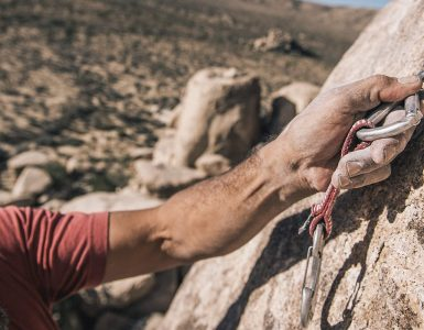 Bolting sporting climbs