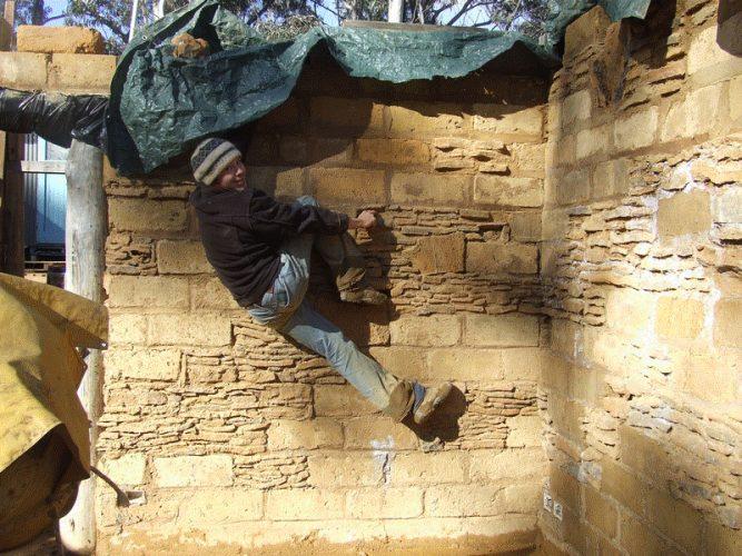 How I Make Climbing Holds