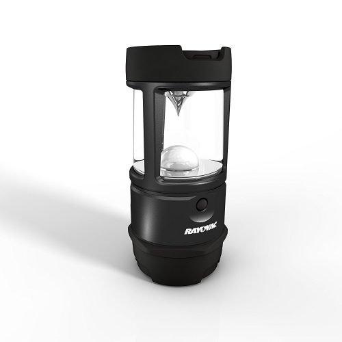 Rayovac Sportsman Virtually Indestructible 400 Lumen 3D LED Lantern