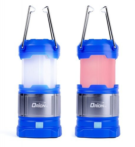 Supernova Orion Ultimate Survival Rechargeable LED Lantern and Power Bank
