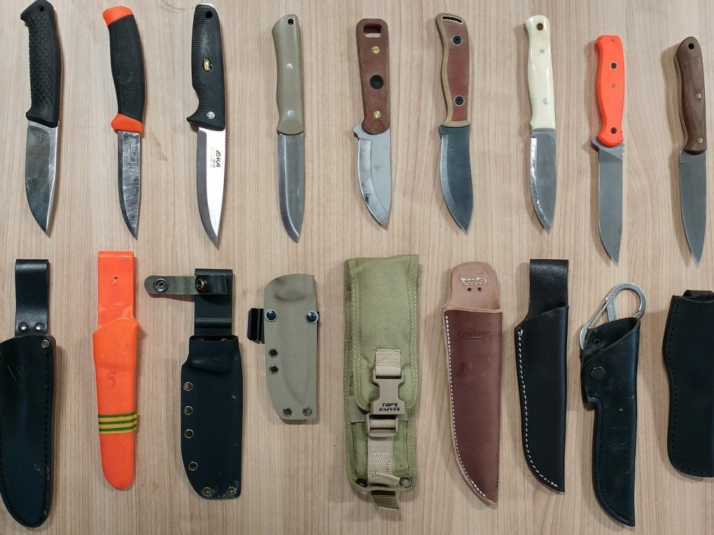 The Best Survival Knife 2018