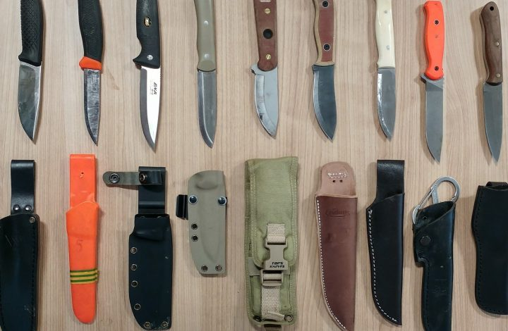 The 10 Best Survival Knives 2018