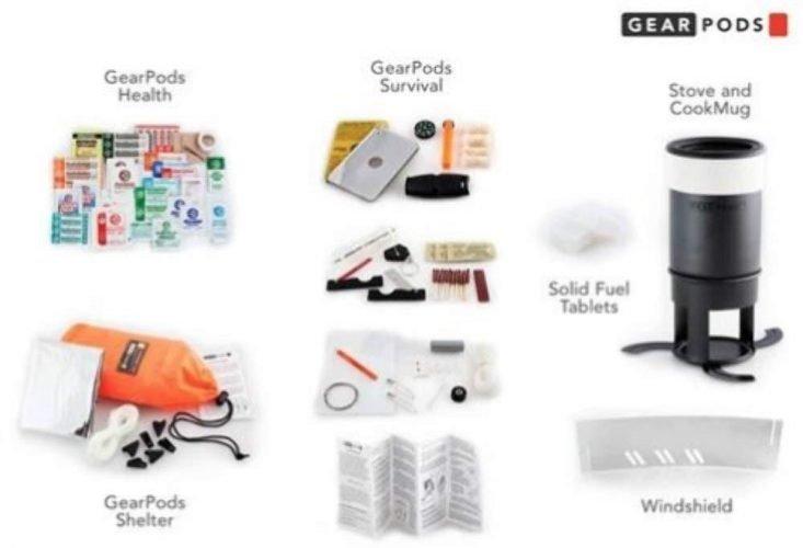 Gear Pods