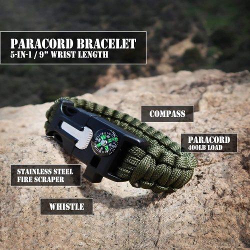 Tactical Bracelet