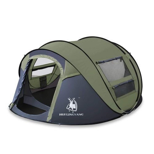 Adipin Pop up. Size 4 people  sc 1 st  C&4 & The 10 Best Pop Up Tents of 2019 - Camp4