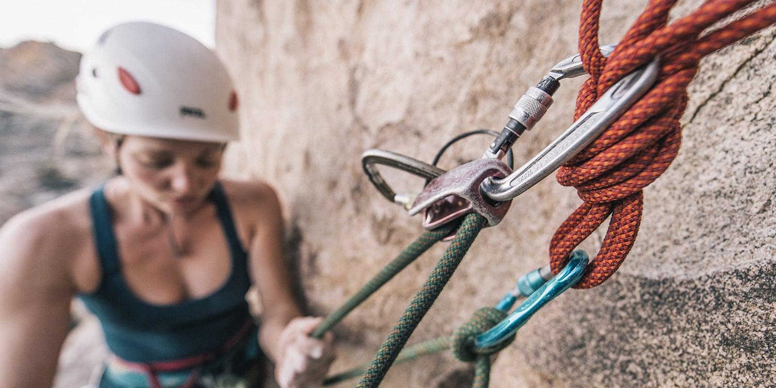 Beginners Guide To Rock Climbing Lingo Camp4