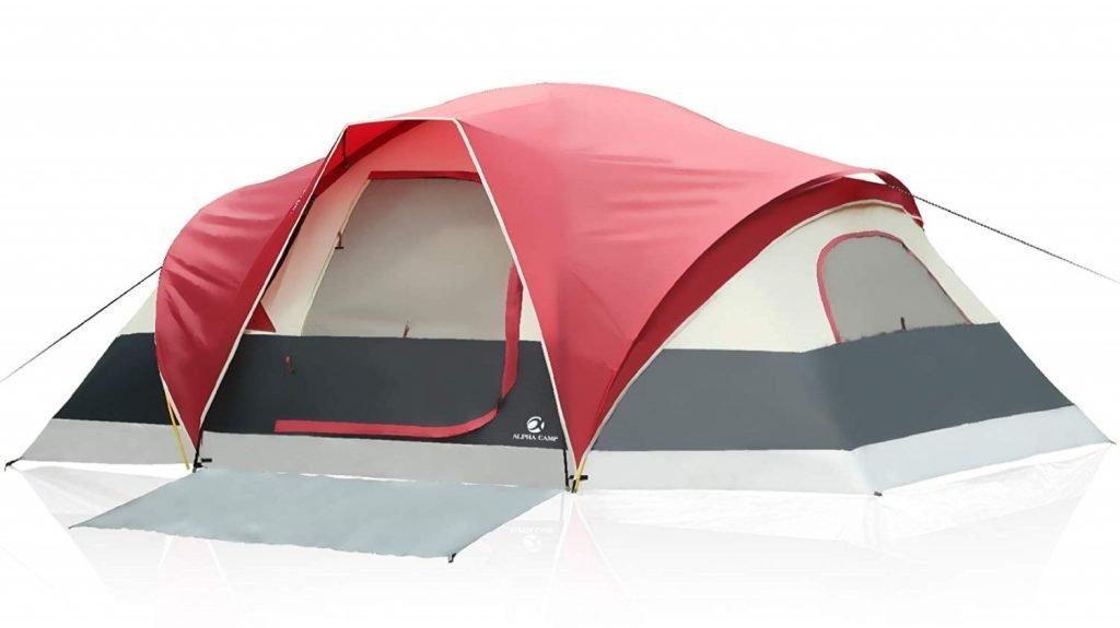 ALPHA CAMP 6 Person Tent