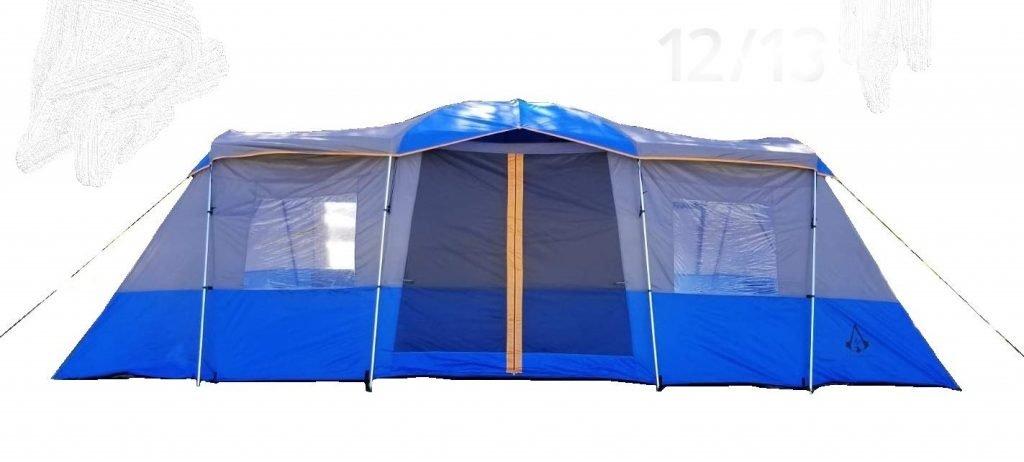 Americ Empire Cabin Tent 1