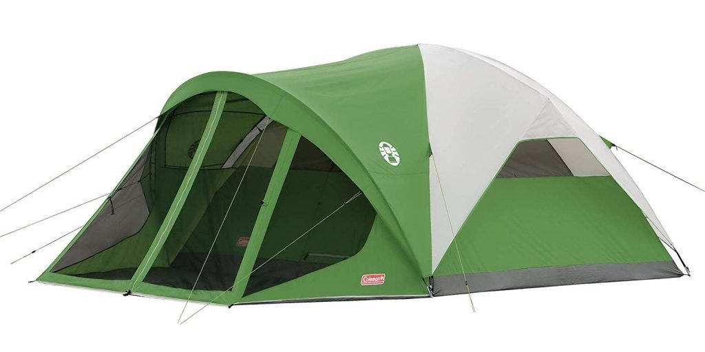 Coleman Tent Evanston Screened 6 person tent