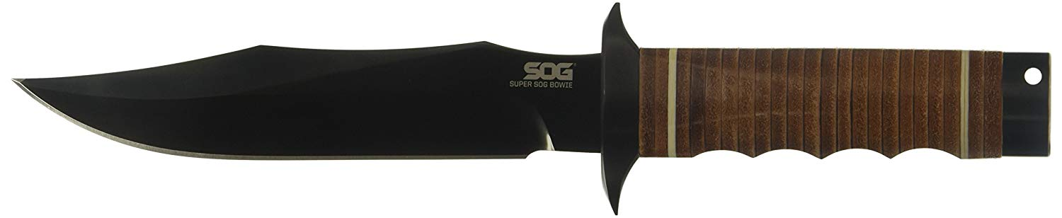 SOG Super Bowie Fixed Blade