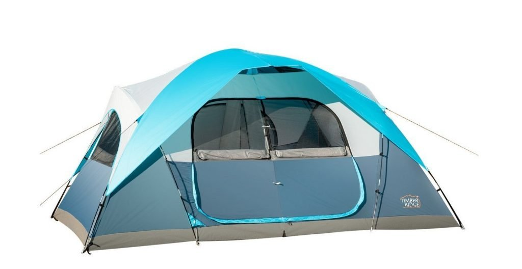 Timber Ridge Large Family Tent