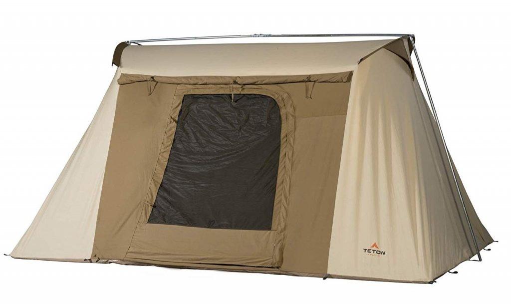 teton Sports MESA 14 Canvas Cabin Tent