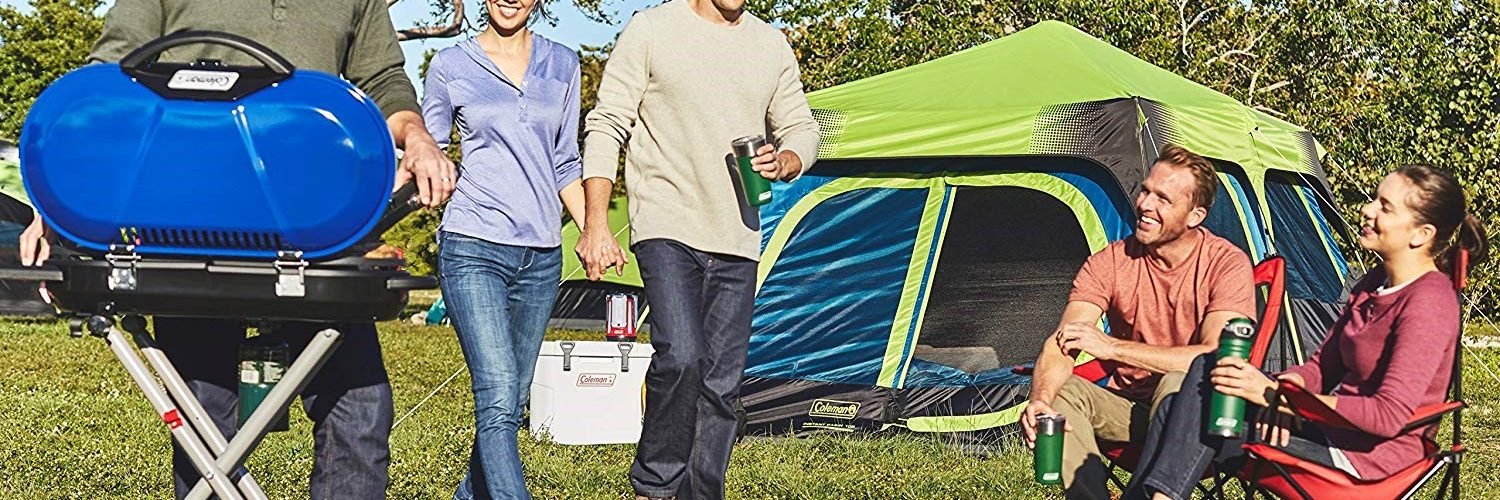 Coleman Cabin Tent with Instant Setup Review - Camp4