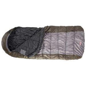 Coleman Big Basin 15 Big and Tall Sleeping Bag Review