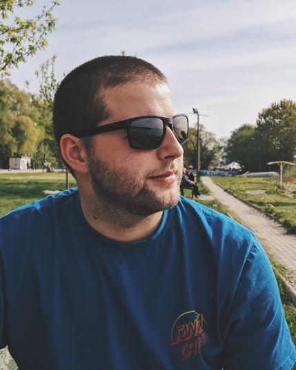 Andrej Hadji-Vasilev - Camp4 Writer