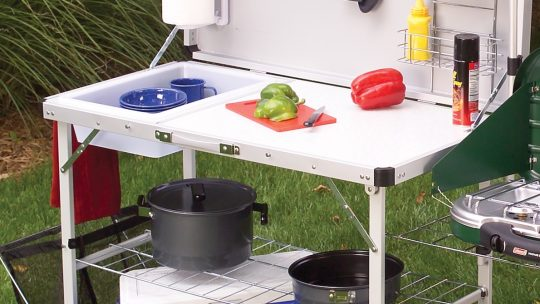 best camping sink
