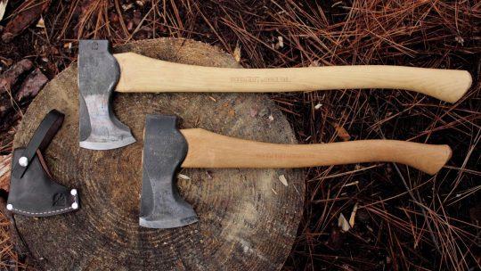 axe vs hatchet