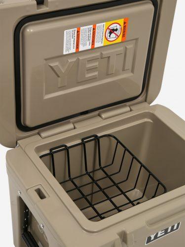 Yeti Tundra 35 Cooler Inside Rack